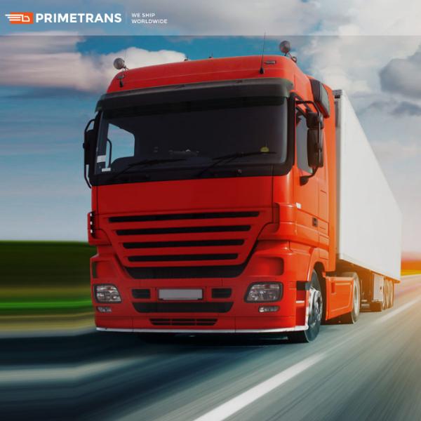 PrimeTrans Worldwide Logistics Website Template