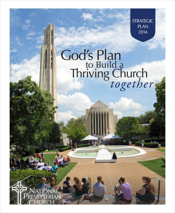printable church strategic plan
