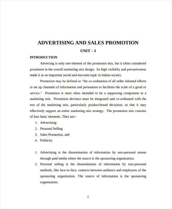 printable hotel advertising plan1