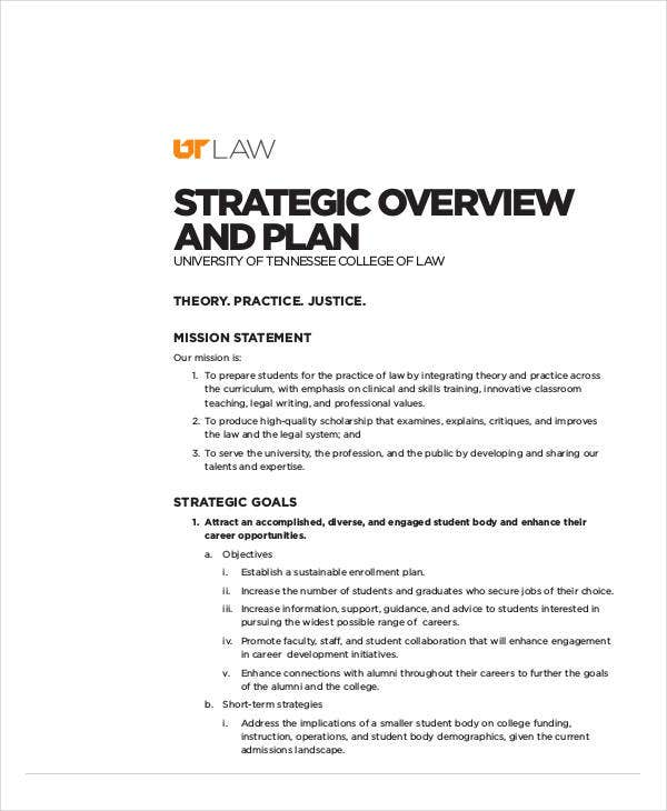 printable recruitment strategic plan