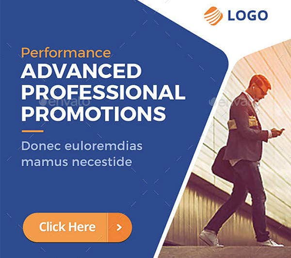 professional technology banner template