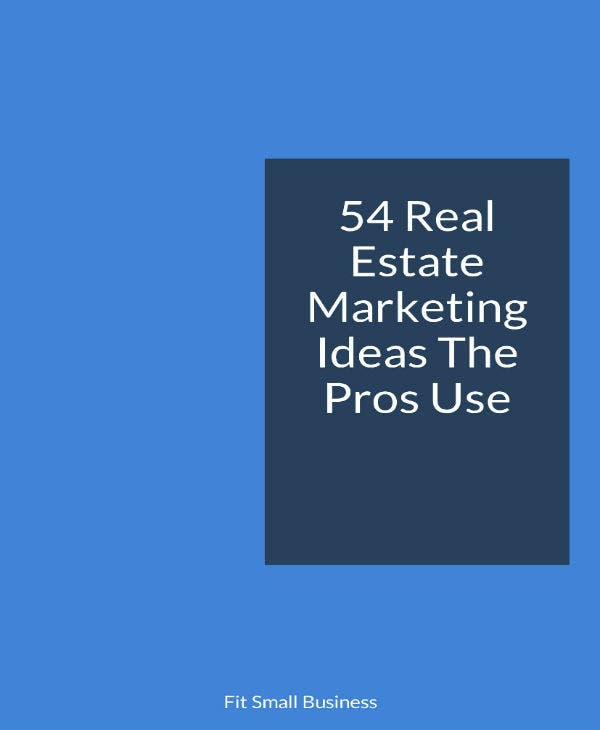 real estate marketing ideas 01