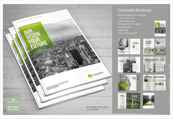 Recruiter Business Brochure