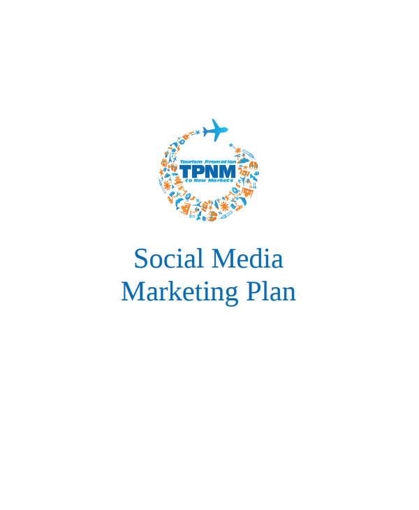 restaurant social media marketing plan