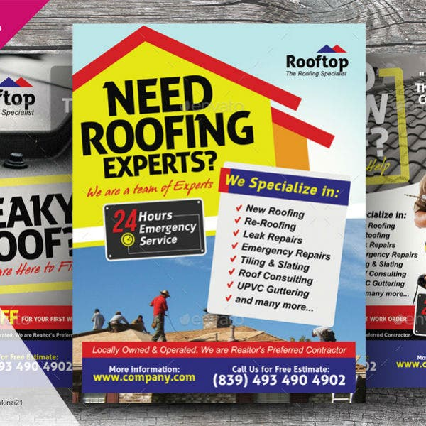 roofing-contractor-flyer-template