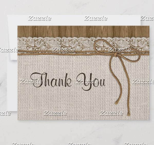 rustic-wedding-bridal-shower-thank-you-card