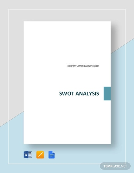 swot analysis example1
