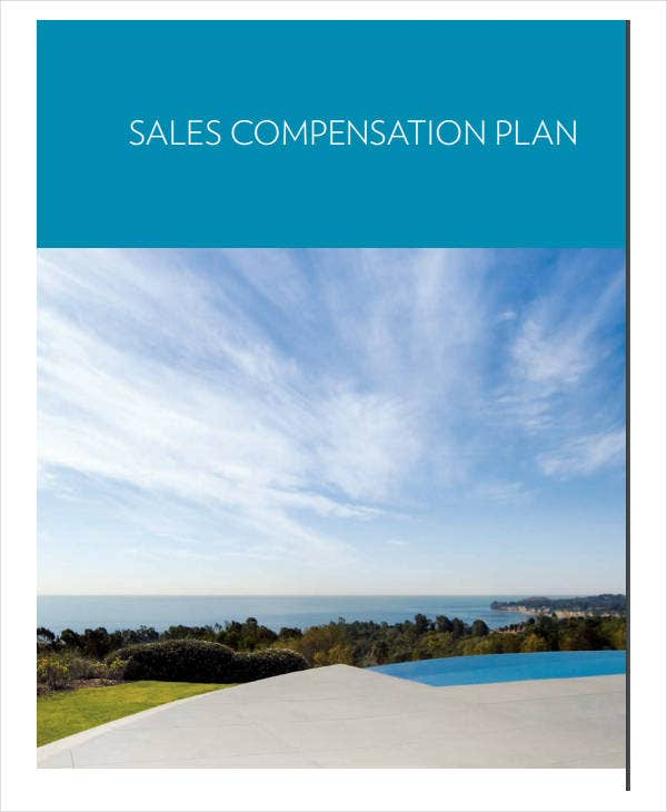 sales compensation personal plan
