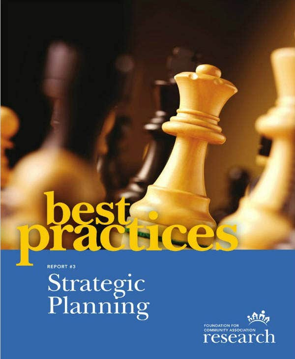 Sample Community Strategic Plan