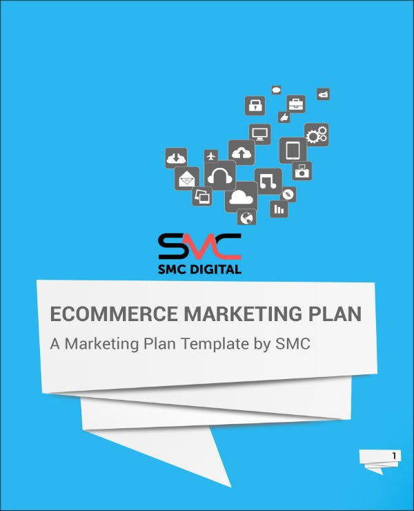 sample e commerce marketing plan 1