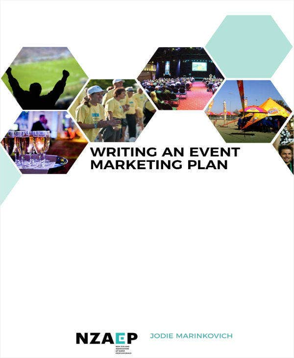 Sample Event Marketing Plan