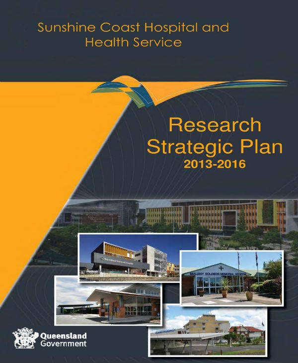 sample research strategic plan example