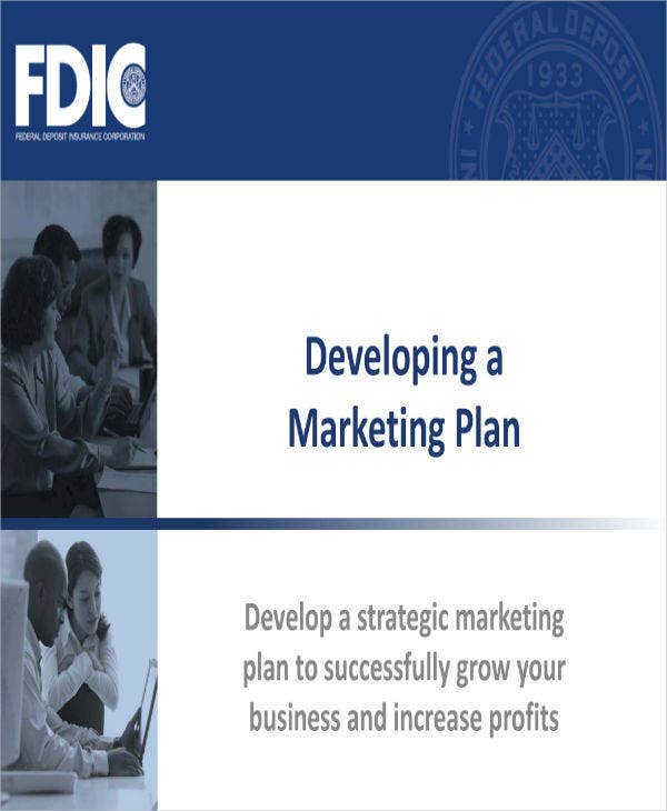 sample strategic marketing plan