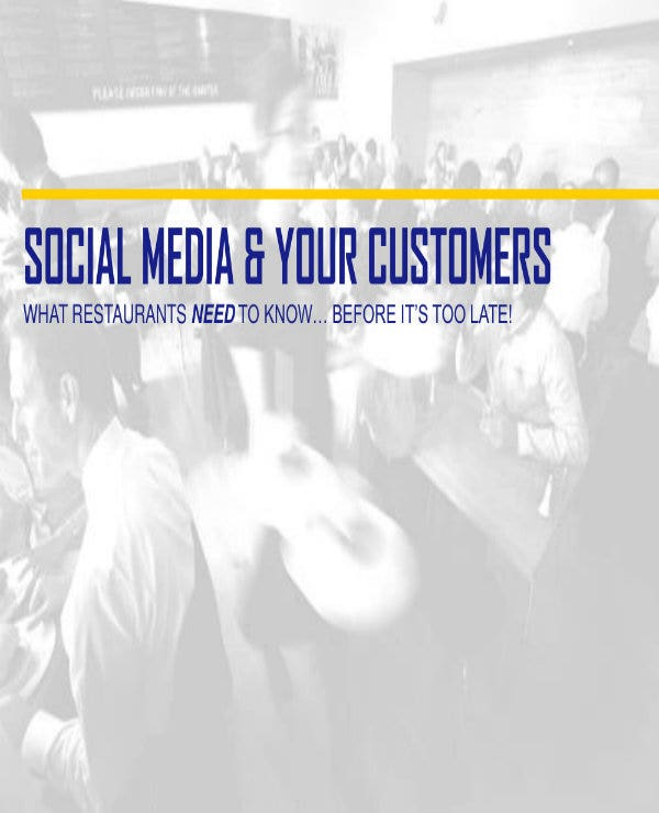 sample of restaurant social media marketing plan 01