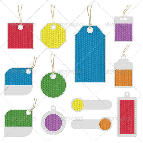 Simple Gift Tags and Labels