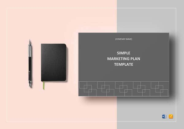Simple Marketing Plan Sample