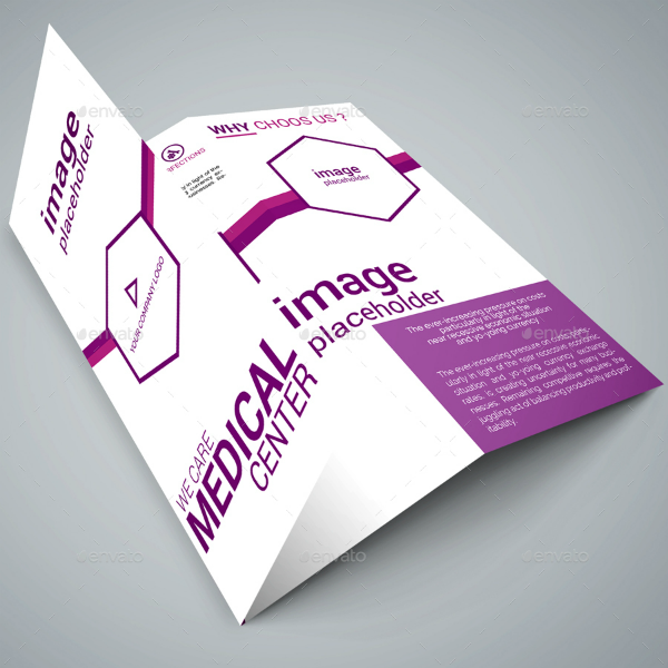 simple tri fold brochure template - 17 medical brochure designs templates psd ai free