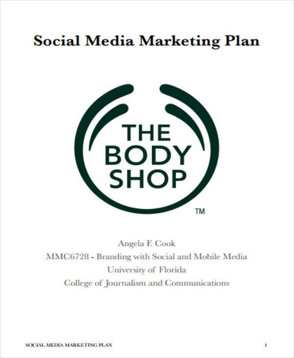 Simple Social Media Marketing Plan