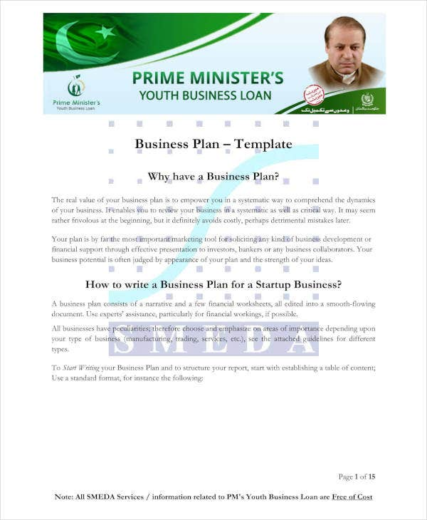 Simple Startup Business Marketing Plan
