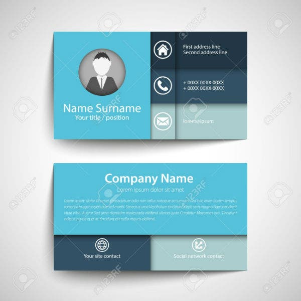 simple-visiting-card-template