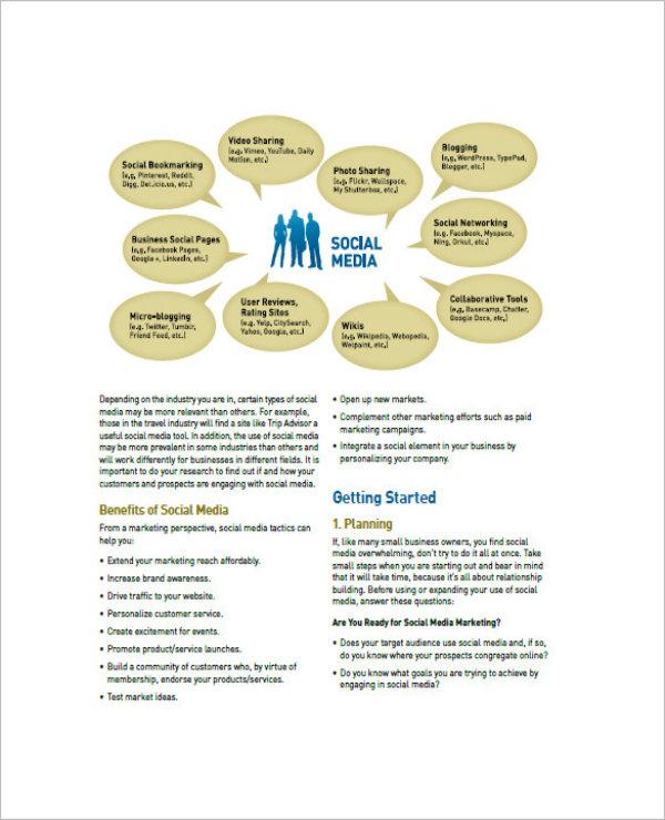social media marketing strategy plan guide