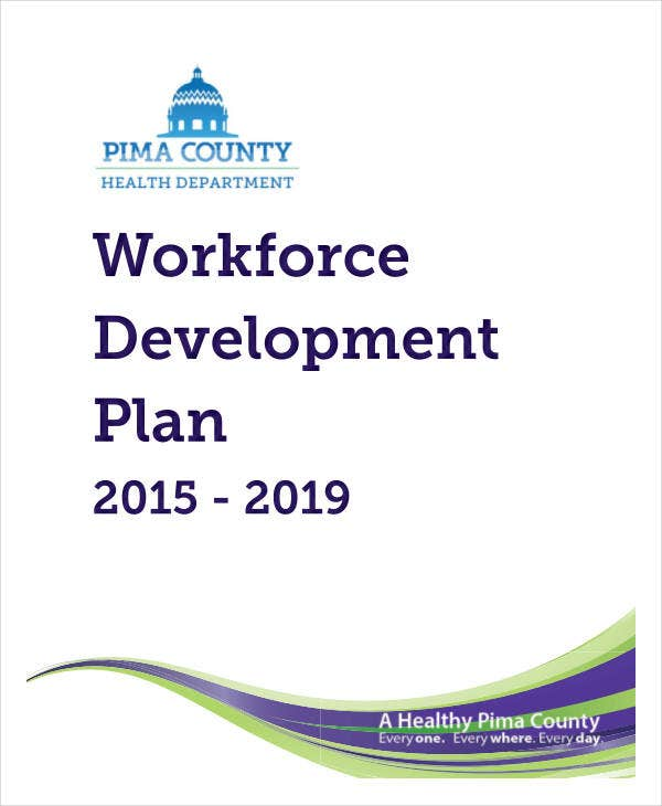 staff workforce development plan
