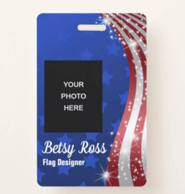 stars-and-stripes-vertical-id-card