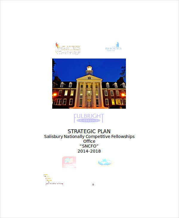 strategic plan for recruitment example