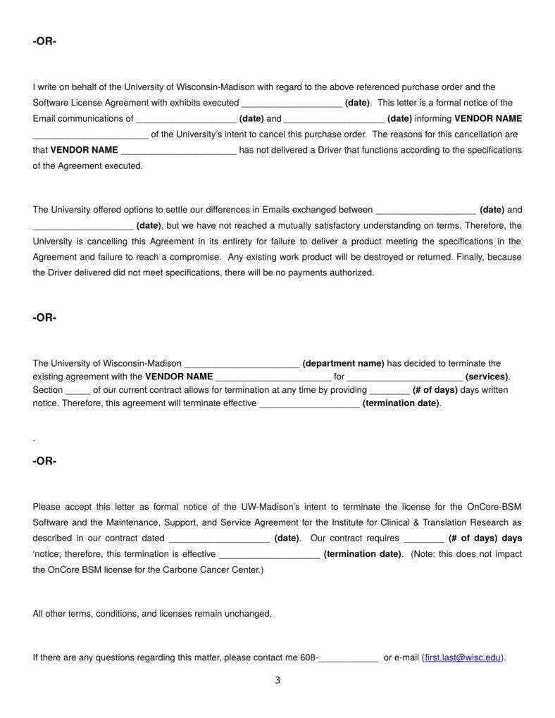 Termination-of-Vendor-Services-Letter-Template-3-788x1020 Vendor Service Termination Letter Template on contract termination template, termination of services template, vendor cancellation letter,
