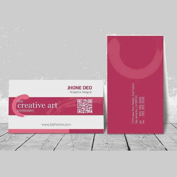 the-creative-art-company-visiting-card-template