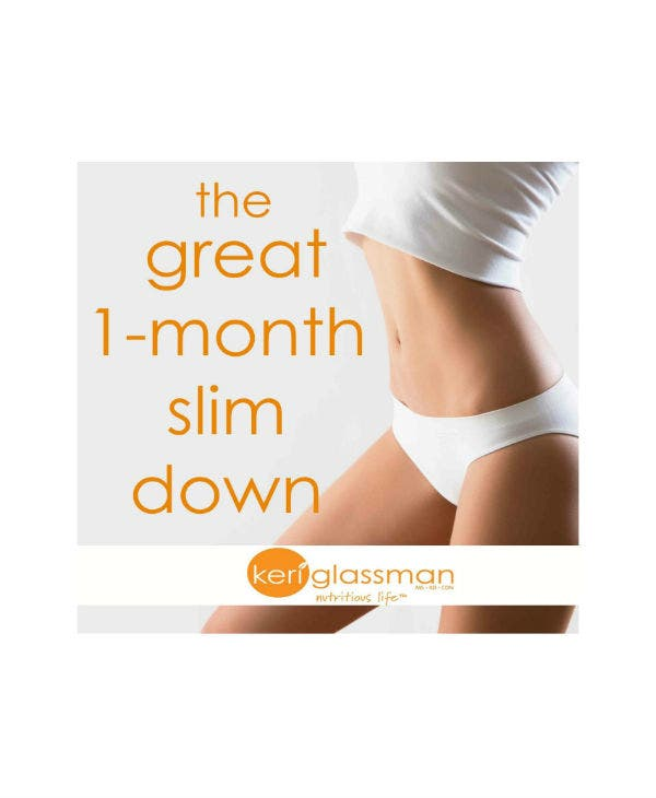 the great 1month slim down 01