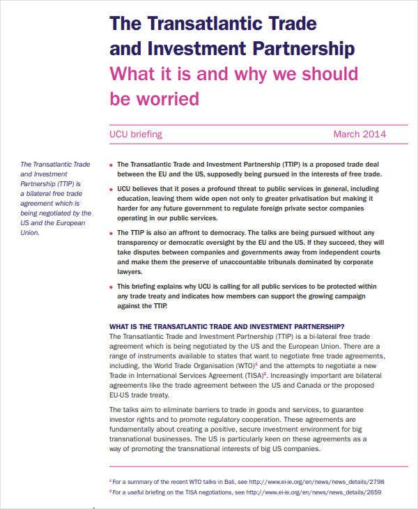 10 Partnership Investment Agreement Templates Pdf Free