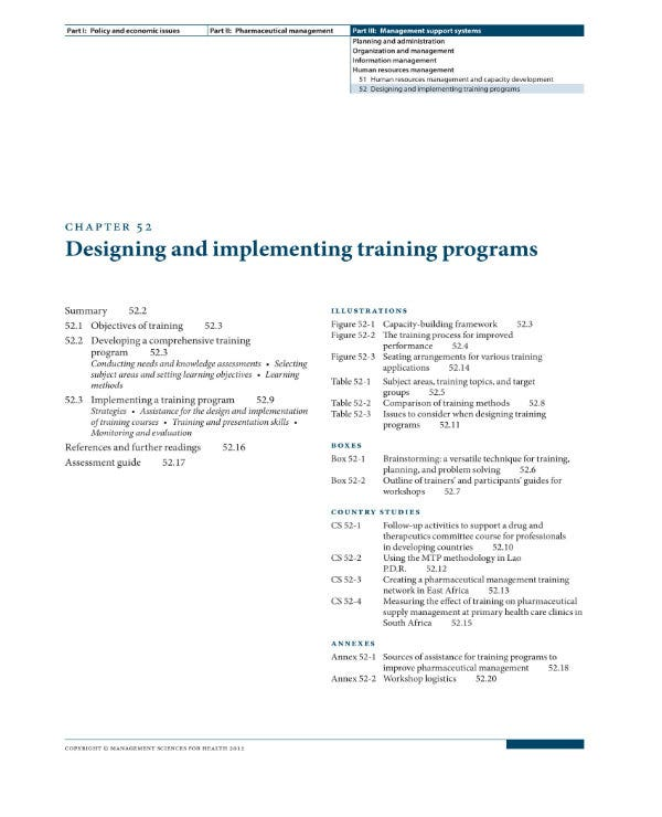 training project plan guide 01