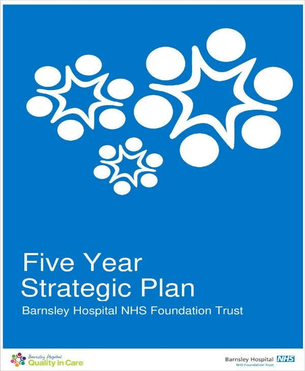 Trust Foundation 5 Year Strategic Plan