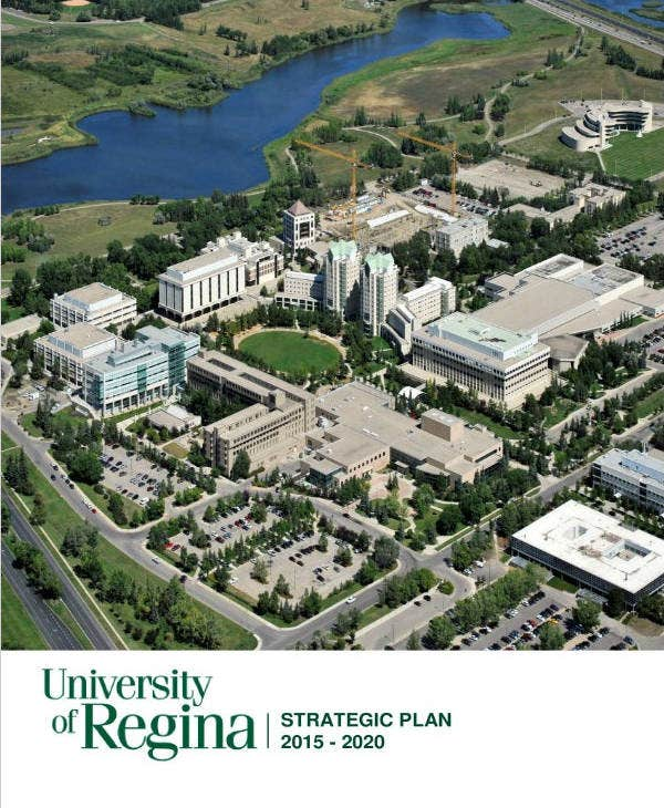 University 5  Year Strategic Plan
