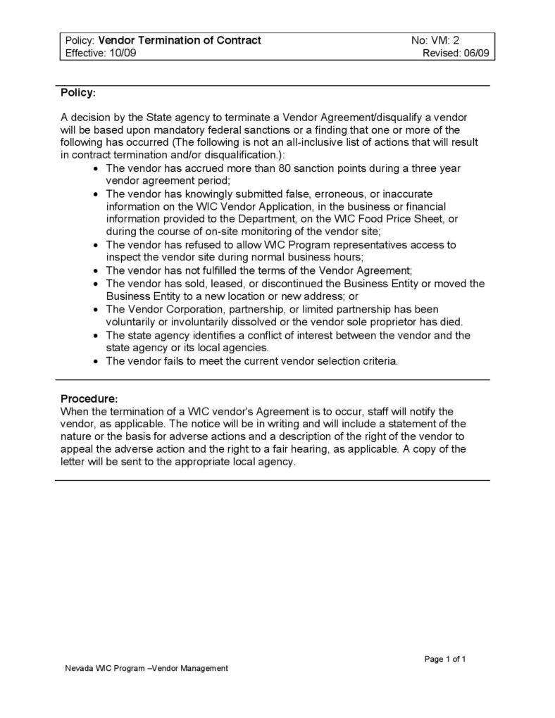vendor contract termination letter page 001 788x1020