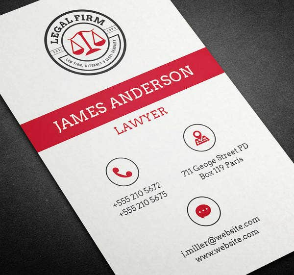 12 lawyer business card designs templates psd ai free vertical lawyer business card template cheaphphosting