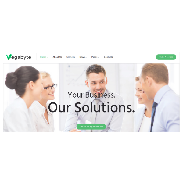 WegaByte - IT Consulting Firm
