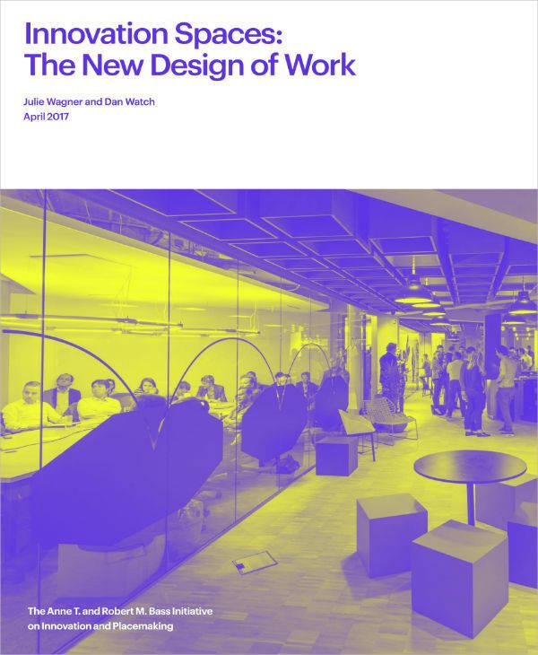 Work Space Interior Design Plan
