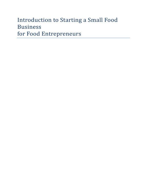 food entrepreneurs startup guide 01