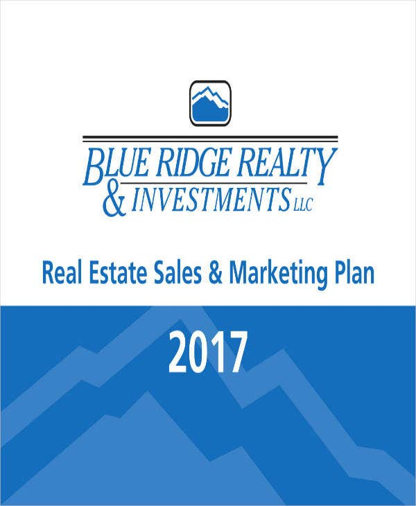 12 Month Real Estate Sales and Marketing Plan