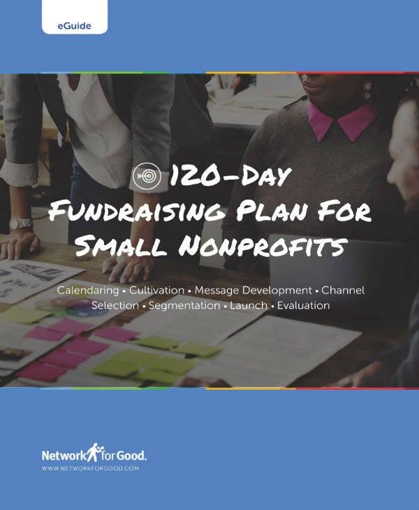 120 day fundraising plan