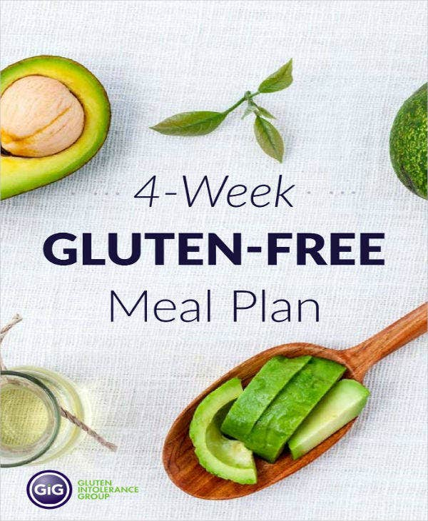 4 Week Free Meal Plan