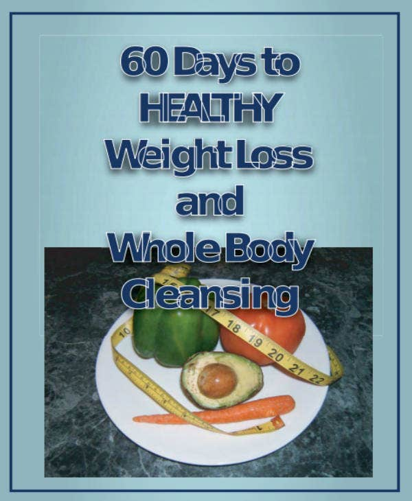 60-Day Diet Plan for Weight Loss