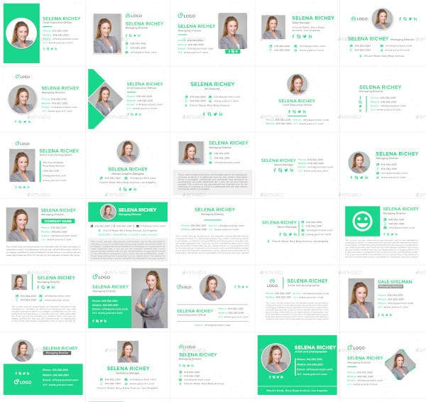 885-flat-modern-email-signatures-html-psd-files