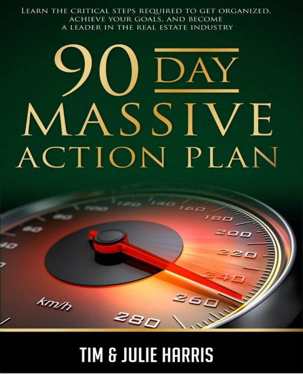90 day massive action plan 1