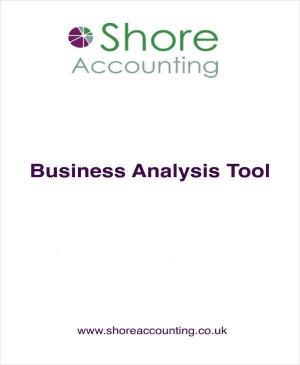 accounting swot analysis example