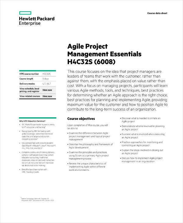 agile project management essentials1