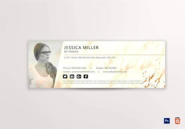 art-director-email-signature-template