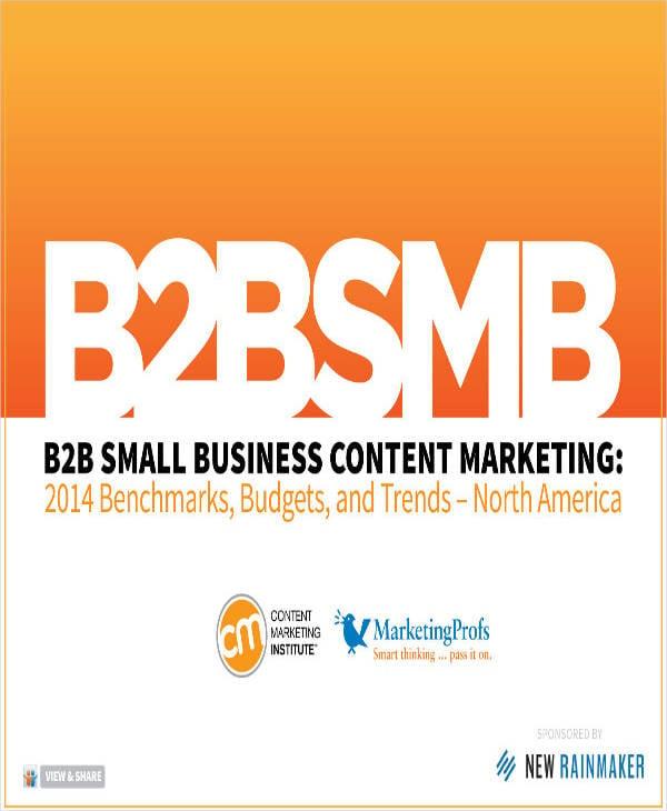 B2B Business Plan Guide
